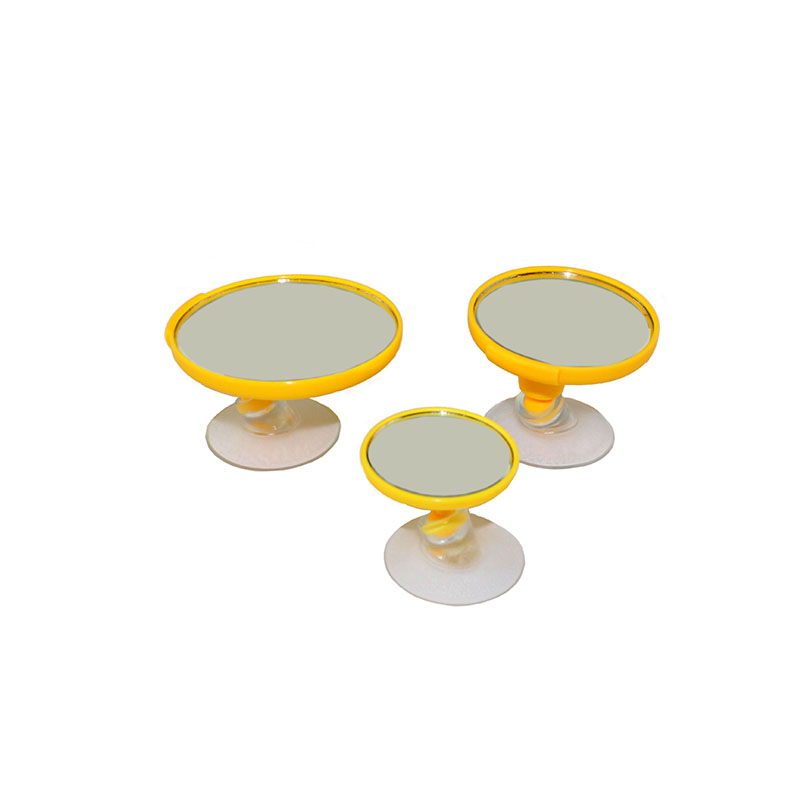 Space Renkli Ayna Seti - 3'lü Sarı / AYDS99