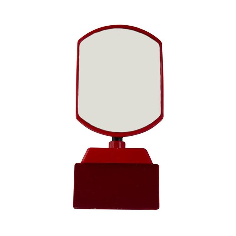 Space Çok Yönlü Ayna Kırmızı / AYIC100