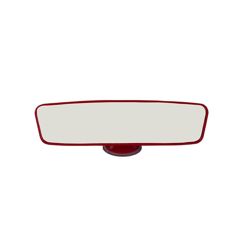 Space Vantuzlu İç İlave Ayna 24 cm Kırmızı / AYIC95