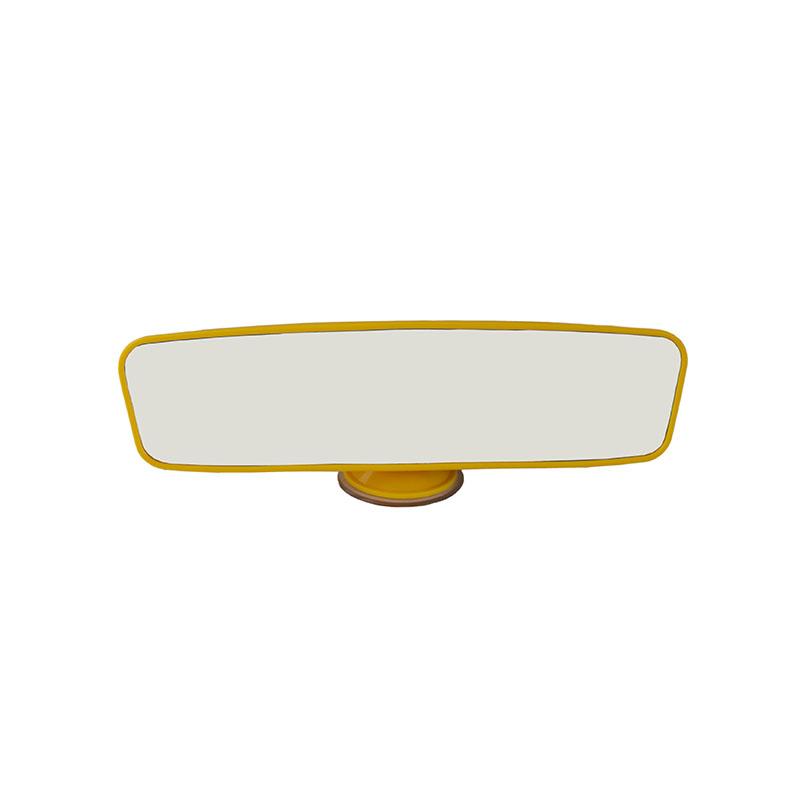 Space Vantuzlu İç İlave Ayna 24 cm Sarı / AYIC98