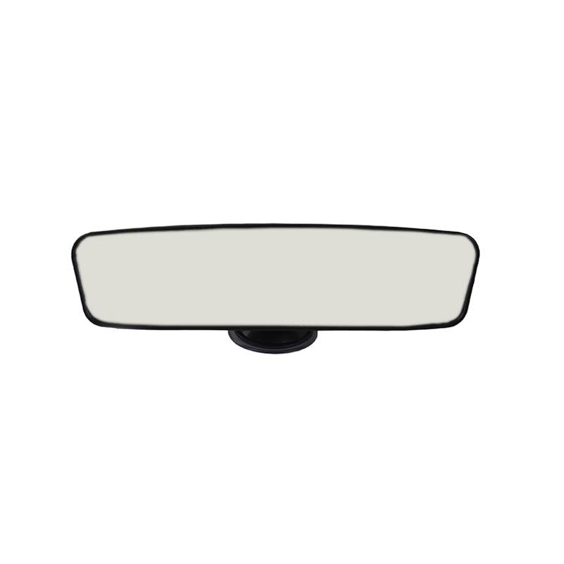 Space Vantuzlu İç İlave Ayna 24 cm Siyah / AYIC99